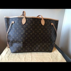 Louis Vuitton Bags - Louis Vuitton Neverfull GM